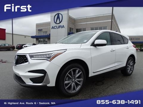 Pre-Owned 2020 Acura RDX Technology Package SH-AWD With Navigation