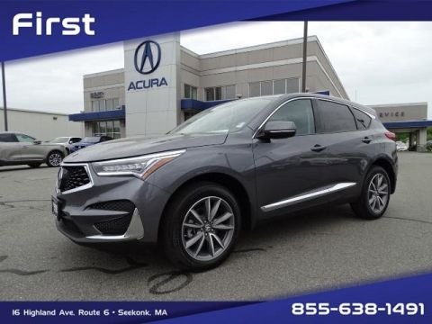 New 2019 Acura RDX Technology Package SH-AWD