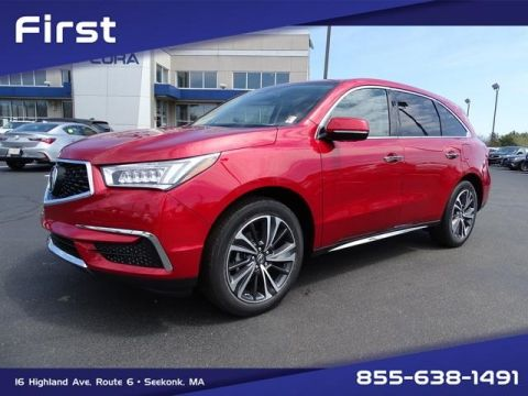New 2020 Acura MDX SH-AWD with Technology Package With Navigation
