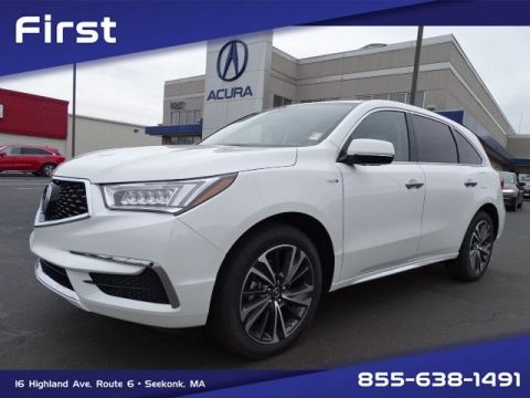 2020 Acura MDX Sport Hybrid SH-AWD with Technology Package
